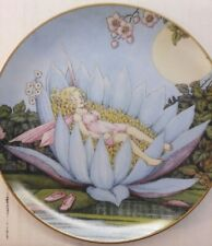 Bradford exchange Fairy Fantasy limited edition collector plate A Place to Dream