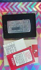 ZIPPO Slim Lighter No. 1610 High Polish w/ Box