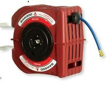 Alemlube Air & Water Hose Reel 13mtr x 12mm (1/2) Retractable - SAW200