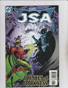 DC Comics! JSA! Issue 46!
