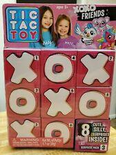 Blip Toys XOXO Friends Tic Tac Toy 1 Set Surprise Pack Ages 3+