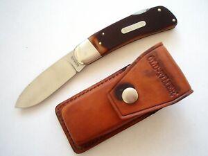 SCHRADE USA BIG TIMER 51OT OLD TIMER FOLDING LOCKBACK KNIFE