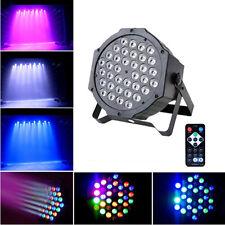 72W RGB 36LED Par Can DMX512 Stage Light Show DJ Disco Party Wedding Uplighting