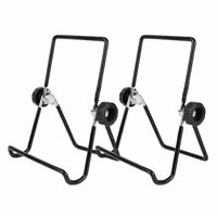 2 Steel Sprouter Sprouting Holder Kit for Mason Jars Stands Foldable Scaffolds