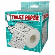 Island Dogs,  Sudoku Toilet Paper