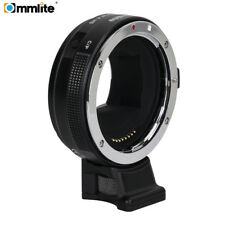 Commlite Auto focus adapter for Canon EOS EF mount to Sony E mount A9 A7M3 A7R3