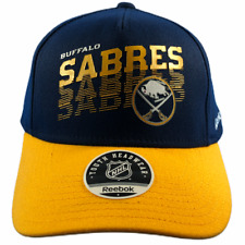 Buffalo Sabres NHL Reebok Youth Fitted Hat Brand New