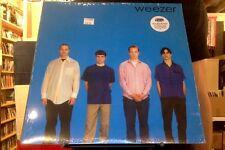 Weezer s/t LP sealed vinyl RE reissue self-titled Blue Album