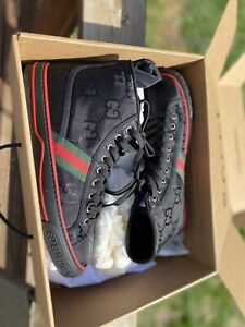 mens gucci sneakers size 10