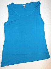 Bench Women's Covet Twisted Strap Tee Shirt Methyl Blue Size Large L New