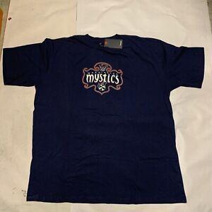 New Men's Original Fanatics WNBA Washington Mystics T-shirt Sz 3XT