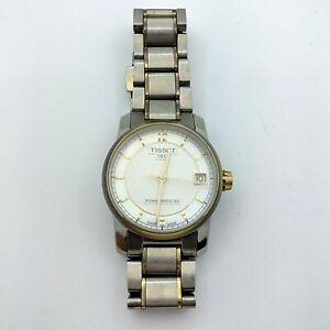 Tissot Men's Watch Powermatic 80 ETA C07.111 Sapphire crystal Titanium