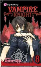 NEW Vampire Knight : Volume 8 By Matsuri Hino Paperback Free Shipping