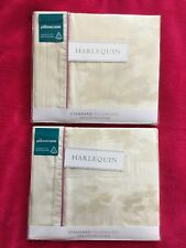 Harlequin Salice Plum Pair Of Housewife Pillowcases