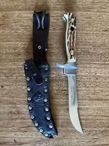 Puma Hunter's Companion Genuine Pumaster Steel Germany Best. No. 6394 Knife
