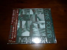 Chris Poland / Rare Trax JAPAN+2 Megadeth Damn the Machine OOP NEW!!!!! *N