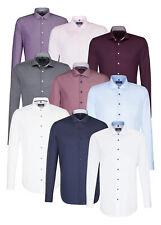 wholesale dealer d6020 91061 Herrenhemd Bordeaux in Klassische Herrenhemden günstig ...