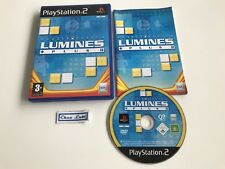 Puzzle Fusion Lumines Plus - Sony PlayStation PS2 - PAL FR - Avec Notice