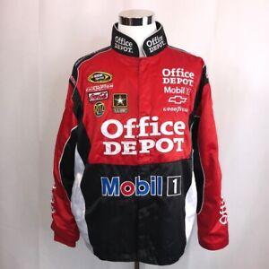 Nascar Tony Stewart Chase Authentics Ladies Office Depot ,Mobil 1 Jacket Small