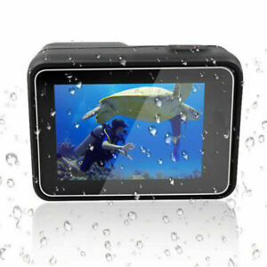 Black Action Camera LCD Screen Protector For Go Pro Hero Series SHIPS FROM USA