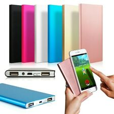 NEW Ultra Thin 20000mAh Portable External Battery Charger Power Bank for Phone