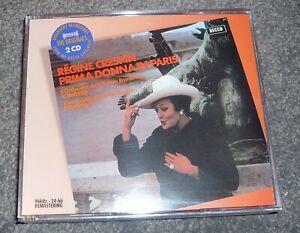 475 8243 - PRIMA DONNA IN PARIS - REGINE CRESPIN - 2 CD DECCA SET