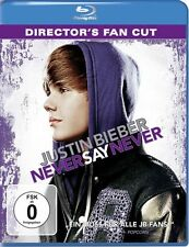Justin Bieber - Never Say Never - Director's Fan Cut [Blu-ray] [Director's Cut]