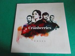 The Cranberries Roses Cooking Vinyl 2011 EU LP + OIS