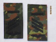 insignes de grade de la BW : CAPORAL, entre autres, Armée de l'air, noir/