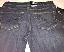 Rock & Republic Bootcut Kasandra Dark Wash Jeans Womens Size 10 S Bling