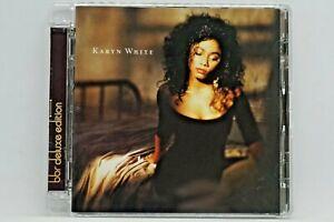 Karyn White - Karyn White  S/T 2CD Album (DELUXE EDITION) - Superwoman - RARE