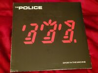 NEW The Police GHOST IN THE MACHINE 180g gram LIMITED & SEALED Vinyl LP RSD 2019
