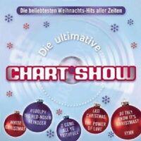 DIE ULTIMATIVE CHARTSHOW WEIHNACHTEN 2 CD NEU