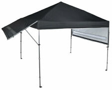 Quik Shade  Solo Steel Summit 170+  Polyester  Canopy  10 ft. W x 17 ft. L