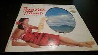 FELIX SLATKIN Paradise Found Vinyl Record LP - LMM 13001