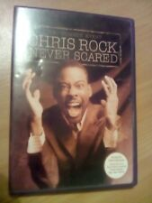Chris Rock - Never Scared (DVD, 2005)
