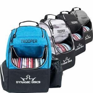 Dynamic Discs TROOPER BACKPACK Bag for Disc Golf *Pick Color* 18+ Discs, Light!