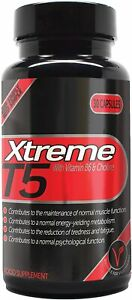 Simply Simple T5 Xtreme Fat Burner Pills Strong Weight Loss Slimming & Diet tabs