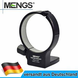 D(B) Stativschelle Objektiv Stativ Ring Montage Für Canon EF 100mm f/2.8L IS USM