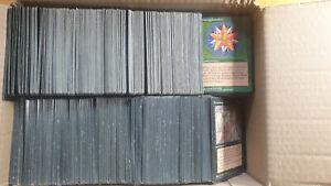 Magic The Gathering Trading Card Game ca. 3000-3300 Karten MTG
