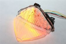 New Led Tail Brake Light Turn Signals For Yamaha Yzf R1 Clear  2004 2005 2006
