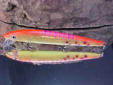 Rapala® Husky Jerk HJ12-2084 UV Custom-Painted WARRIOR LURES for WALLEYE/SALMON
