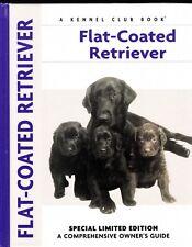 Flat-Coated Retriever (2005) dog breed standard training