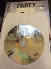 Party Down - Season 1, Disc 1 REPLACEMENT DISC (not full season)