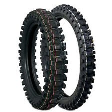 Dunlop Geomax MX3S 60/100-10 Front  and 70/100-10 Rear  PW50 CRF50 XR 50 KTM Cob