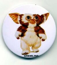 Gremlins Gizmo Movie Promo Button