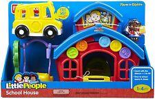 Fisher Price Little People School House ** cadeau **