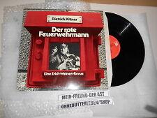 LP sociopolitici Dietrich Kittner-il rosso POMPIERE (23) canzone piani Erich Weinert
