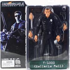 Terminator 2 series 3 T-1000 GALLERIA MALL action figure~NECA~Cult Classics~MIB