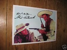 Clint Eastwood Copy Autograph Good Bad Ugly New POSTER
